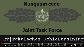 CRT - Taktisches Milsim Airsoft Schießtraining | Juni 2018 - Video Playlist
