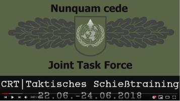 CRT - Taktisches Milsim Airsoft Schießtraining   Juni 2018 - Video Playlist
