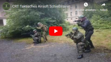 Video Trailer: CRT - Taktisches Milsim Airsoft Schießtraining | Juni 2018