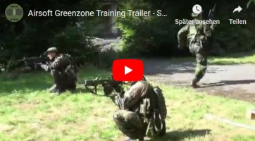 Greenzone Training | September 2018 - Video Trailer