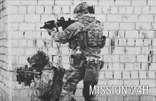 Mission 24H in Mahlwinkel | Airsoft Helden | 16.02.-18.02.2018...