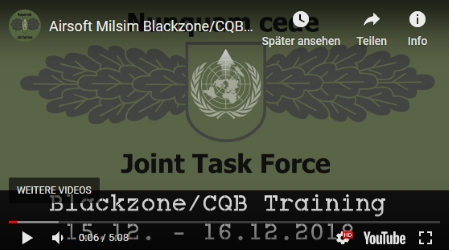 Milsim Airsoft CQB Training | Dezember 2018 Video Playlist...