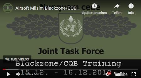 Milsim Airsoft CQB Training | Dezember 2018 Video Playlist...
