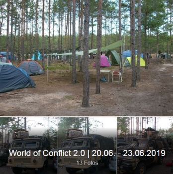 Bilder World of Conflict 2.0 | 20.06. - 23.06.2019