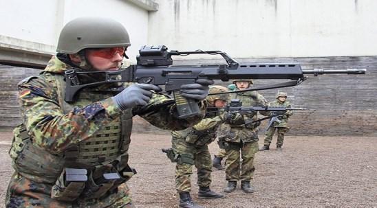 Neues Schießausbildungskonzept der Bundeswehr (NSAK) und Kritik...