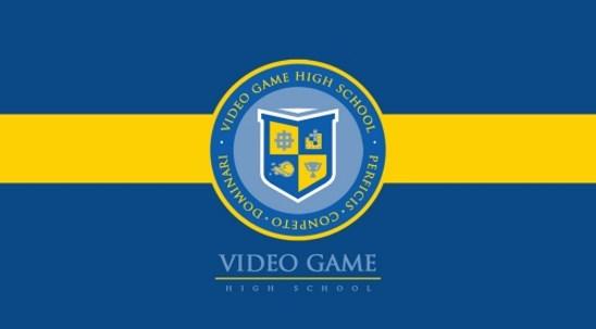 Serie - Video Game Highschool