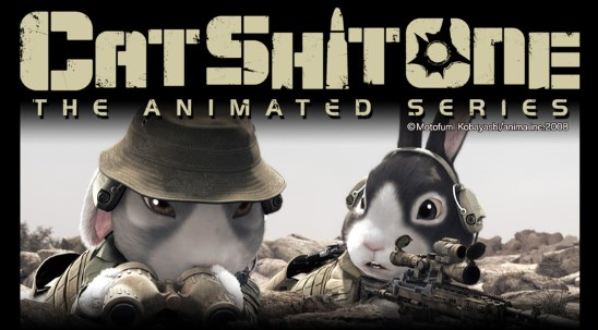 Cat Shit One - Die animated Serie…