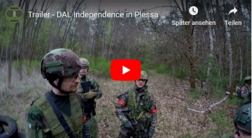 Trailer - DAL Independence Plessa | 15.04.2017