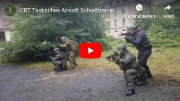 Video Trailer: CRT - Taktisches Milsim Airsoft Schießtraining | Juni 2018