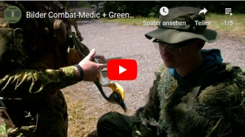 Combat-Medic und Greenzone Training | Juli 2018 - Video Playlist…