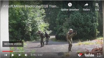Milsim Airsoft CQB Training | August 2018 Video Playlist…