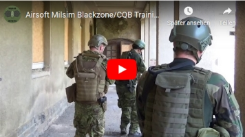 Milsim Airsoft CQB Training | August 2018 Video Trailer…