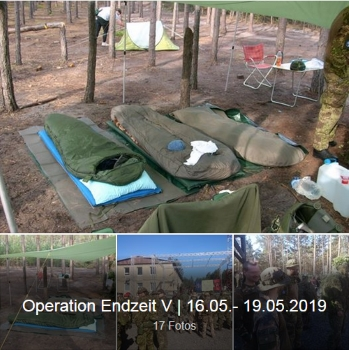 Bilder Operation Endzeit V | 16.05.- 19.05.2019