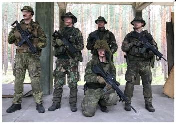 Joint Task Force - Teamfotos… (2014 - 2019)